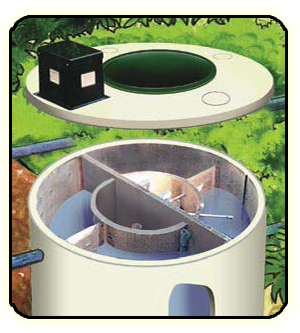 uk septic tank design